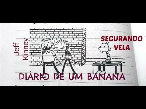 diário-de-um-banana--segurando-vela-#07-🍌