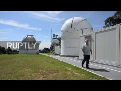 Brazil: Russian telescope looks out for space trash from Brazopolis
