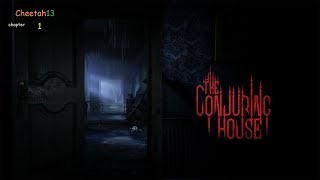 The Conjuring House - What have I gotten myself into? - Live Stream PC 1080HD/60