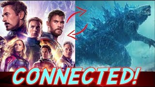Avengers and Godzilla Are In a Shared Cinematic Universe!