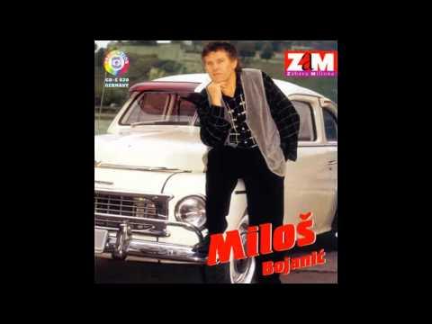 Milos Bojanic - Zbog tebe jedina moja - (Audio 1996) HD