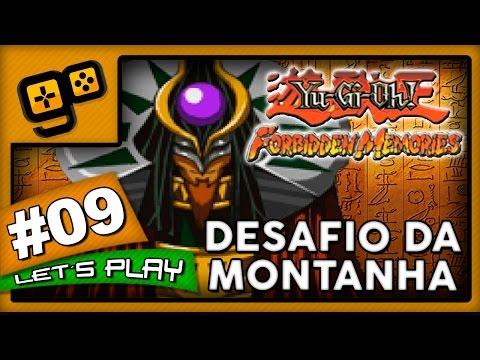 Let's Play: Yu-Gi-Oh Forbidden Memories - Parte 9 - Desafio da Montanha