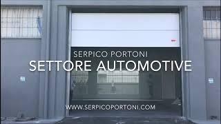 Serpico portoni automotive