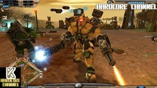 Warhammer 40 000 multiplayer Hardkrest =1= Орк победит?