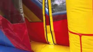 Frozen Bounce House & Slide! Waco, Hewitt, Gatesville, Killeen
