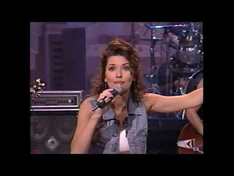 Shania Twain -  Any Man Of Mine