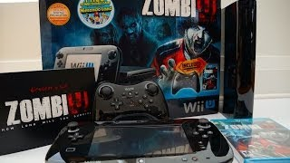 Wii U Zombie Bundle REVIEW