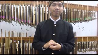 Faizal Bagus Nugroho - Angklung as Indonesian Musical Instrument