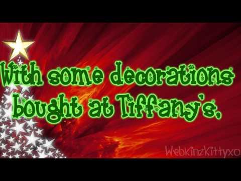 Santa Baby - Taylor Swift - with Lyrics