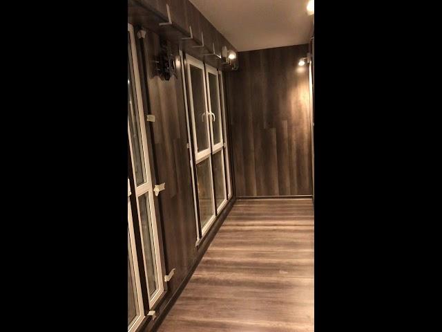 Смотреть видео Балкон