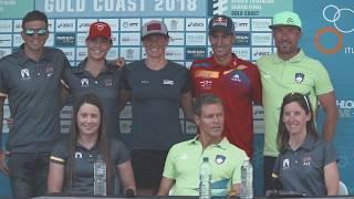 #wtsgoldcoast Elite Athlete Panel