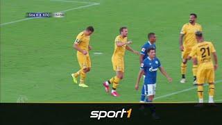 Nächste Blamage! Hier schießt Großkreutz Schalke ab | SPORT1