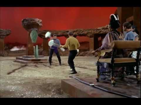 Star Trek: Spock's kal-if-fee