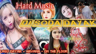 Gambar cover DJ Haning - Lagu Dayak Remix Full Bass 2019 techno | DJ Soda mix
