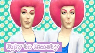 Desafio de Feia para Bonita | #MeTransformaGalaxia @6 - The Sims 4