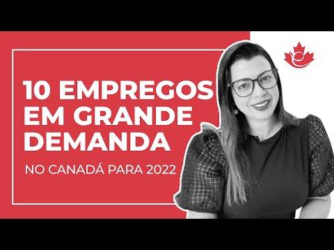 10 EMPREGOS COM MAIOR DEMANDA NO CANDÁ PARA 2022!