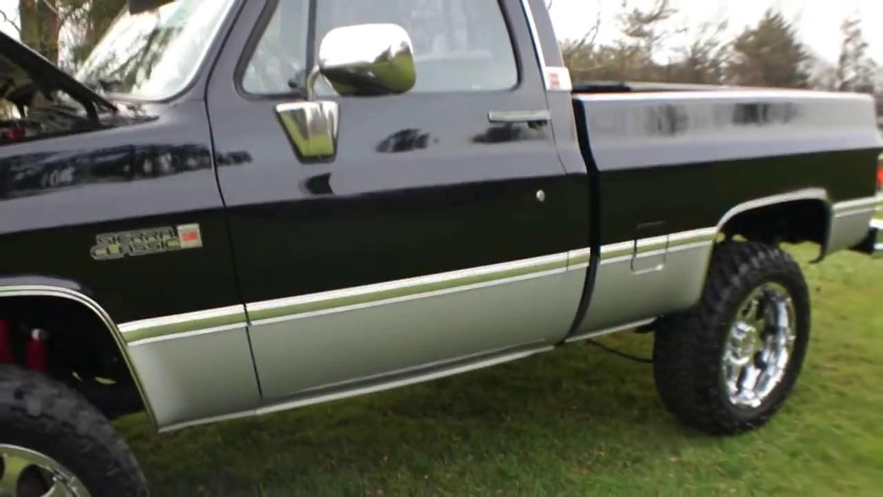 1985 Chevrolet K10 Parts and Accessories Automotive