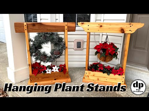build-a-cedar-planter-box-|-hanging-plant-stands-|-reclaimed-timber-|-diy