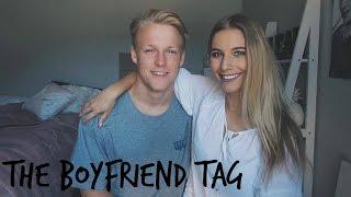 ● The Boyfriend Tag | Leah Henderson ●