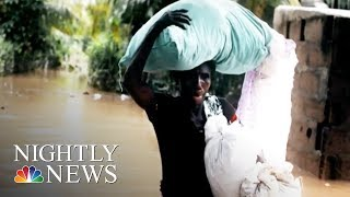 The Faces of Hurricane Irma | NBC Nightly News