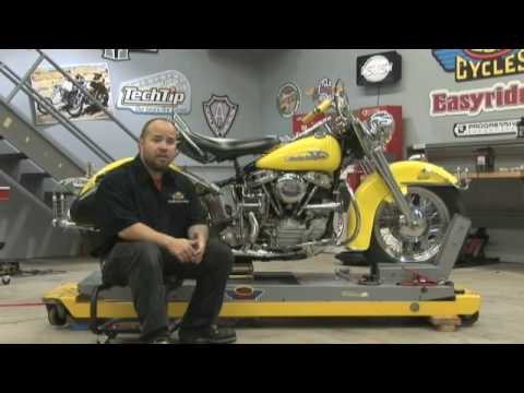 Tech tips for old motorcycles brought to you by J&P Cycles.