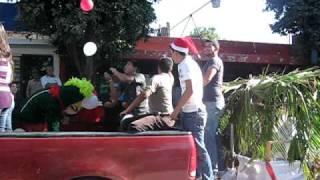 San Blas Sinaloa Desfile de la Navidad -1-