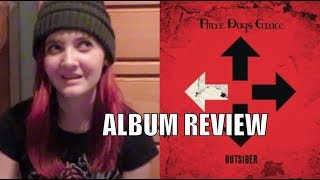 Three Days Grace - Outsider - ALBUM REVIEW
