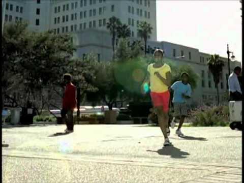 Nadji Jeter  SunnyD Commercial 2010