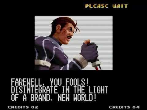 KOF 2000 Zero's Defeat B (Art of Fighting)