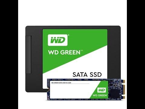 Western Digital Green SSD 120GB M.2 2280 SATAIII 3D NAND (TLC) (WDS120G2G0B)
