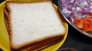 ದೀಡೀರ್ ಬ್ರೇಕ್ ಫಾಸ್ಟ್ | instant breakfast | bread instant breakfast recipe for kids | quick breakfast