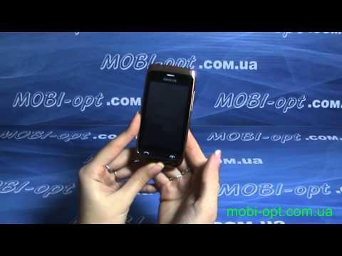 Обзор Китайский телефон Nokia Asha 308