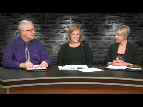 Voice of Rio Grande- Dr. Johnston w/Annette Ward & Dr. Lawrence