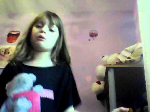 Laura Johnson singing life life life