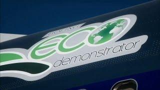 The Boeing ecoDemonstrator: Cleaner Skies Ahead