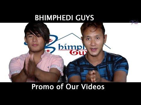 Promo of our videos/Dyang Dyang/Bhimphedi guys/Alisha Rai