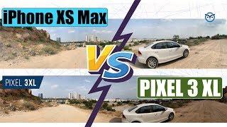 iPhone XS Max vs Pixel 3 XL Ultimate Camera Test!