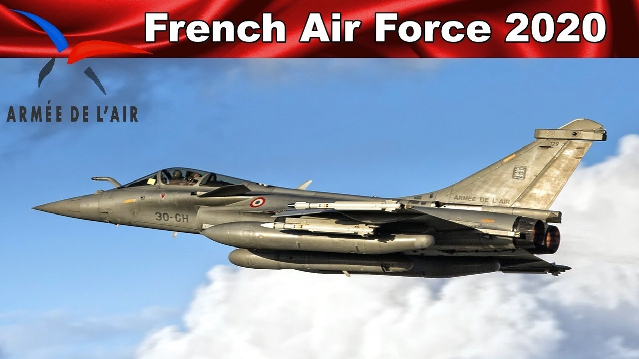 French Air Force 2020 | Infinite Defence