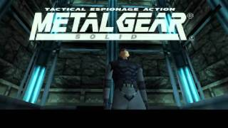 Metal Gear Solid Integral (PC) - Playthrough Part 1