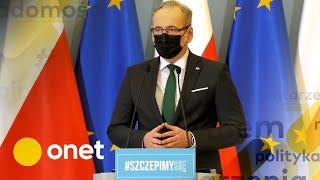 Koronawirus: LOCKDOWN w całej Polsce! Konferencja ministra zdrowia dot. obostrzeń