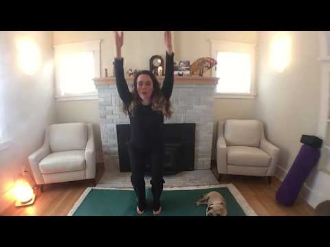 Intuitive Yoga Journey- Day 2: Trust