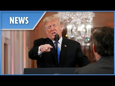 Trump slams CNN's