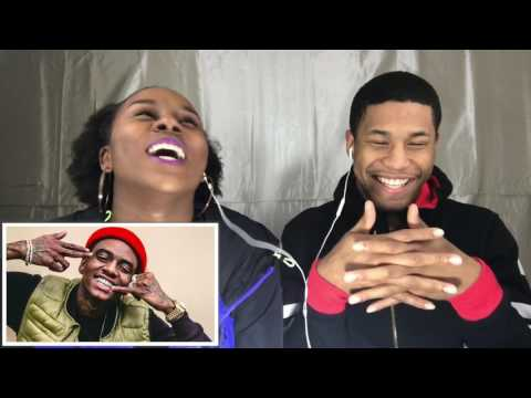 REACTION!!! SOULJA BOY  STOP PLAYING WITH ME DISS TRACK