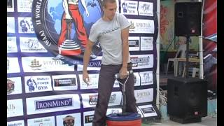 IInd World Armlifting Championship 2012