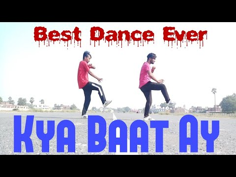 Kya baat Ay || Harrdy sandhu || Dance cover ss hopper || Beginner dance