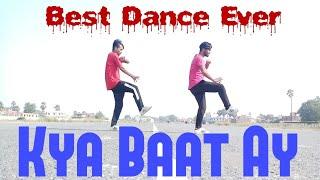 Kya baat Ay || Harrdy sandhu || Dance cover ss hopper || Beginner dance