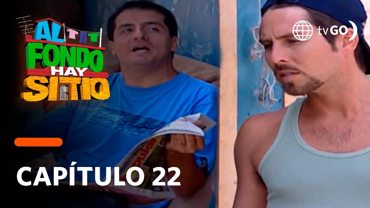 Al Fondo hay Sitio 2: Pepe le dijo a Tito que él ya esta enamorado de Susú (Capítulo 22)