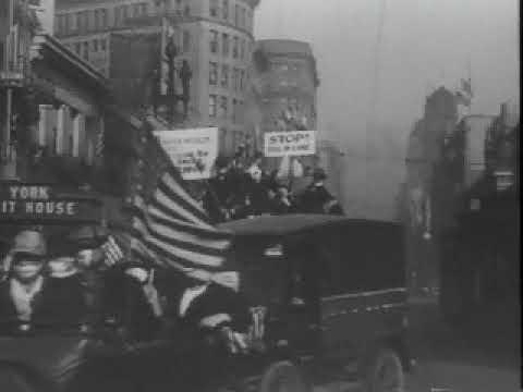 Armistice Day Celebrations San Francisco