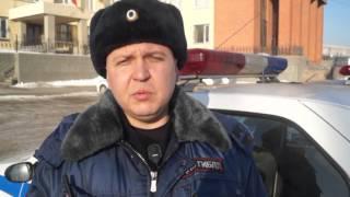 Задержание разбойника с ножом в Челябинске