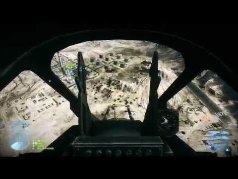 Battlefield 3: Tank Busting! (A-10 Thunderbolt and SU-25TM Frogfoot) |